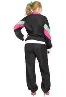 Fun World Costumes Adult Women's Rockin 80's Track Suit
