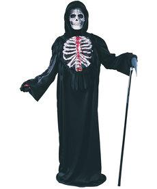 Fun World Costumes Kids Bleeding Skeleton Costume