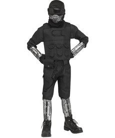 Fun World Costumes Kids Gaming Fighter Costume