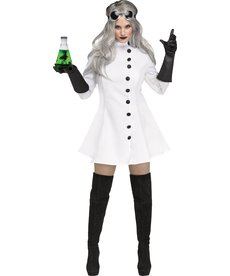 Fun World Costumes Adult Mad Scientist Costume