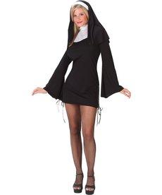 Fun World Costumes Adult Naughty Nun Costume