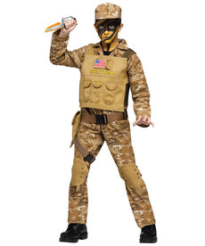 Fun World Costumes Kids Navy Seal Costume
