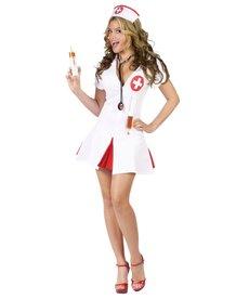 Fun World Costumes Adult Say Ahhhh! Nurse Costume