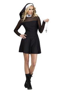 Fun World Costumes Women's Sexy Sister Nun Costume
