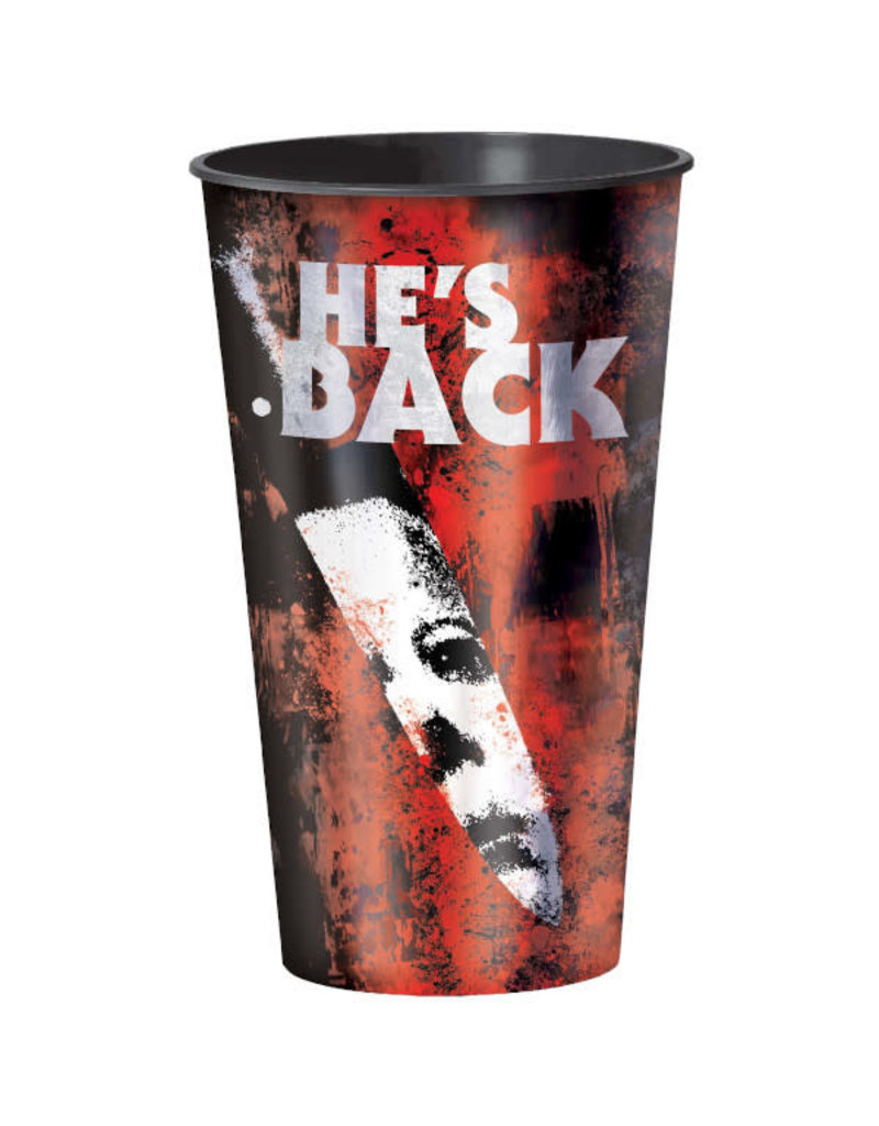 32oz.  Favor Cup: Halloween II™