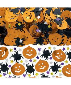 Halloween Metallic Foil Confetti Mix (2.5 Oz.)