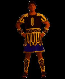 Adult Roman Emperor Costume