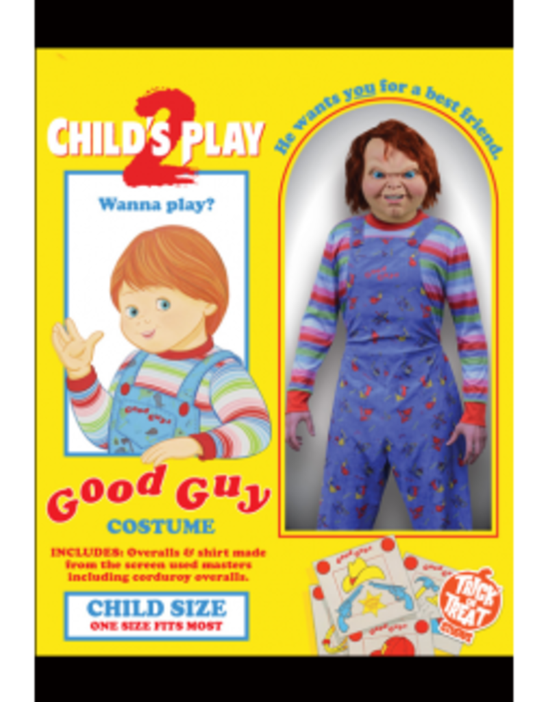 Trick or Treat Studios Childs Play 2 - DLX Good Guy