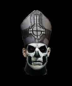 Trick or Treat Studios Papa II Emeritus Deluxe Edition Mask (Ghost)