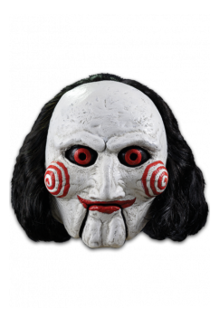Trick or Treat Studios Deluxe Billy The Puppet Mask (SAW)