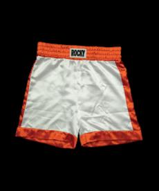 Trick or Treat Studios Rocky Balboa Boxing Trunks: O/S