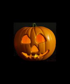 Trick or Treat Studios Halloween II - Light Up Pumpkin Accessory