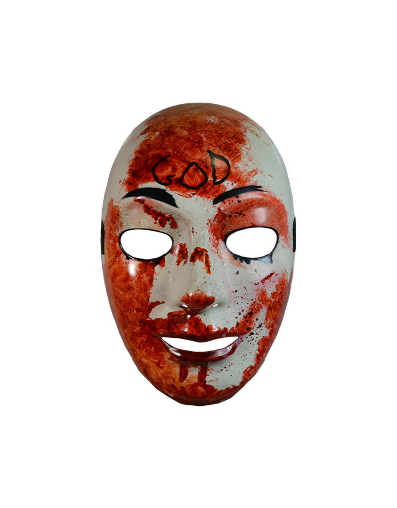 Trick or Treat Studios Blood God Injection Mask (The Purge)