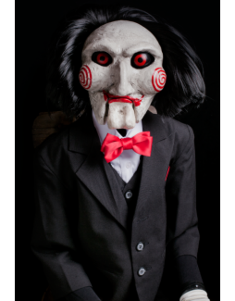 Trick or Treat Studios Billy The Puppet Prop (SAW)