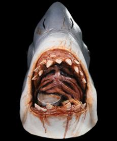 Trick or Treat Studios Jaws - Bruce The Shark Mask