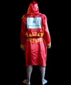 Trick or Treat Studios Rocky Balboa Boxing Robe: O/S