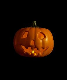 Trick or Treat Studios Halloween - Light Up Pumpkin Accessory
