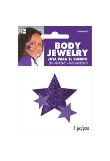 Body Jewelry: Star