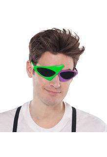 Asymmetric Glasses