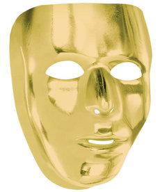 Gold Full Face Mask