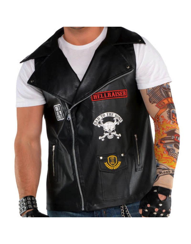 Adult Biker Vest