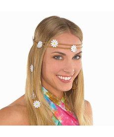 Amscan 60's Daisy Flower Headband