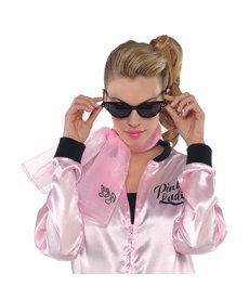 Amscan 50's Pink Ladies Scarf