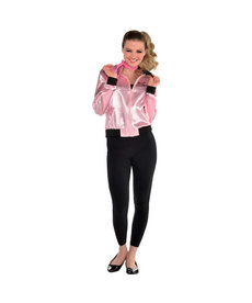 Grease Pink Ladies Jacket: Child - Standard