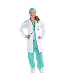 Kids' Doctor Costume