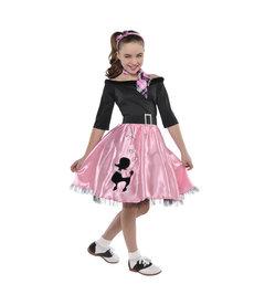 Girl's Miss Sock Hop