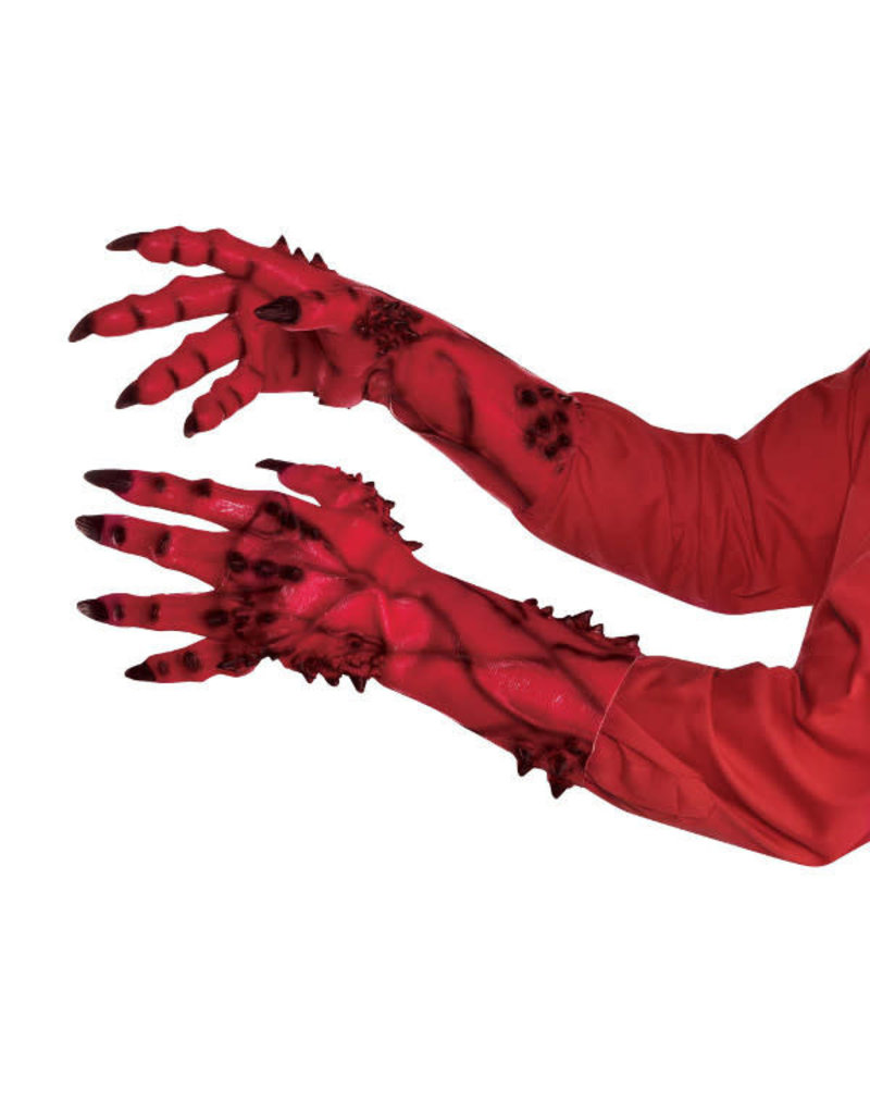 Devil Sculped Hands