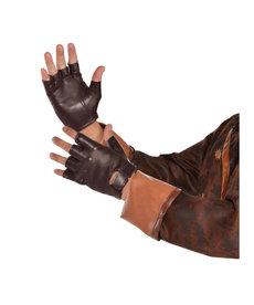 Amscan Steampunk Fingerless Gloves