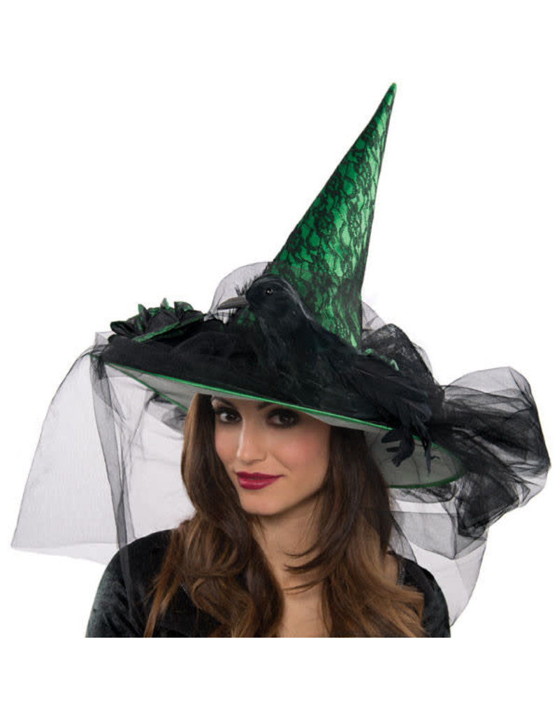 Amscan Bewicked Witch Hat