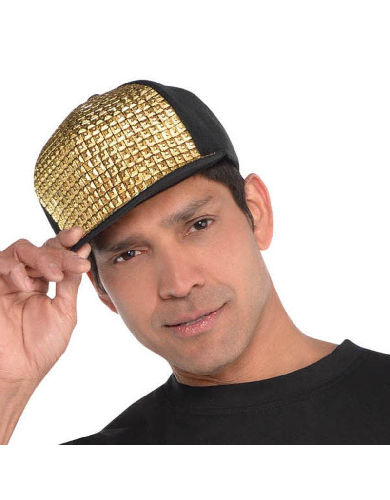 Bling Hat - Gold