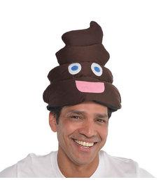 Poop Emoji Hat