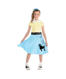 Kids' 50's Poodle Skirt