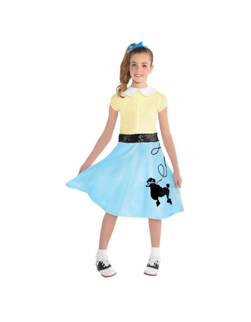 Kids' 50's Poodle Skirt