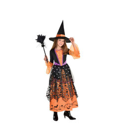 Amscan Girl's Magical Witch