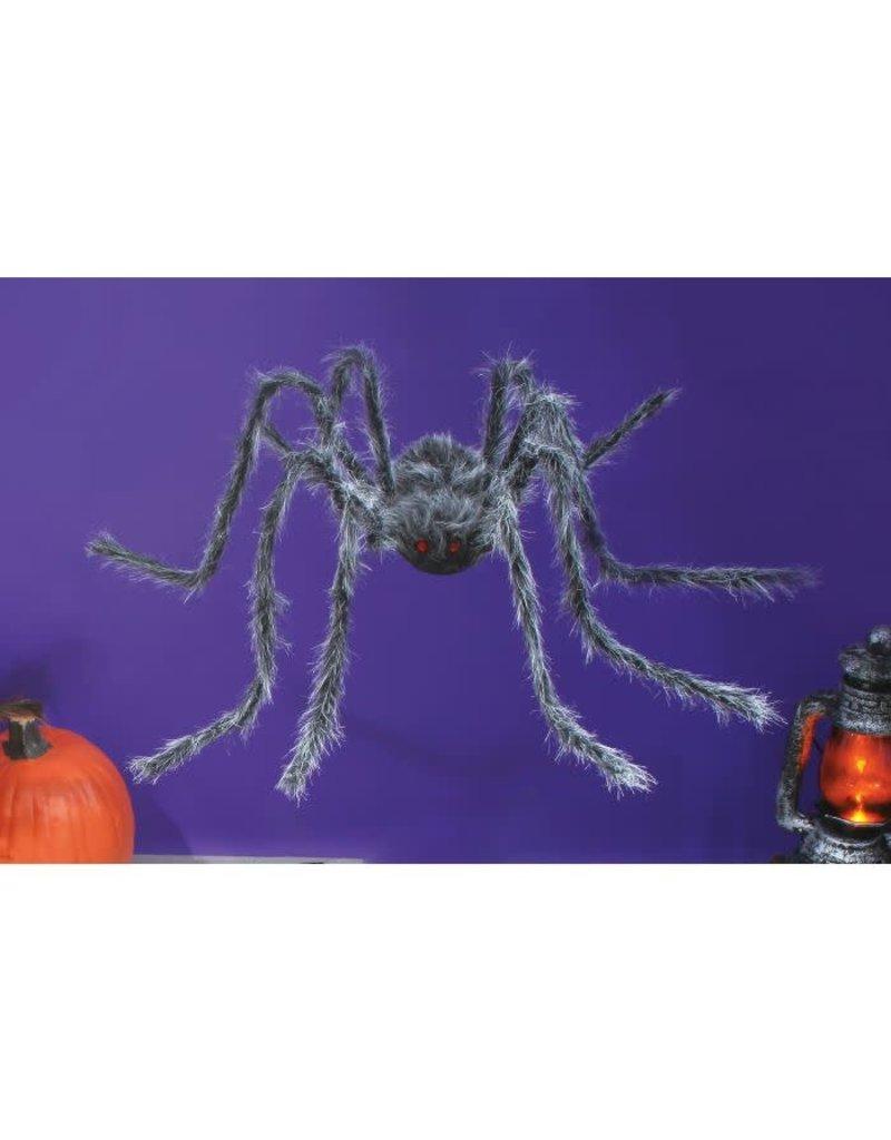 "Fun World Costumes 50"" Posable Spider Halloween Decoration"