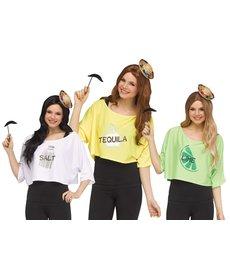 Fun World Costumes Margarita Shirt