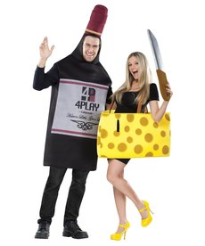 Fun World Costumes Perfectly Paired: Couples Costume