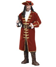 Fun World Costumes Captain Blackheart Costume