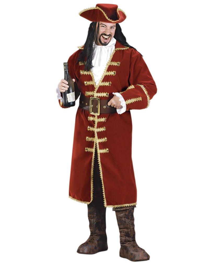 Fun World Costumes Captain Blackheart Costume