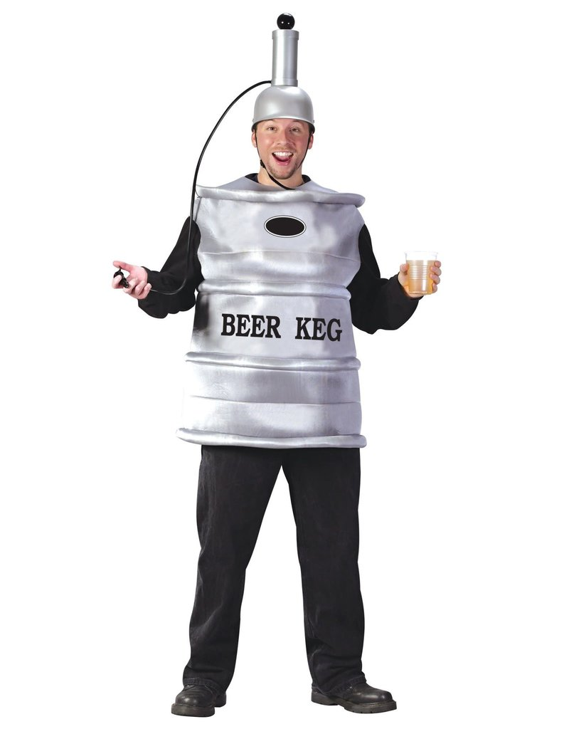 Fun World Costumes Adult Beer Keg Costume