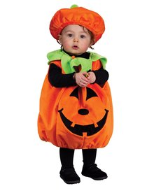 Fun World Costumes Infant Pumpkin Cutie Pie Costume