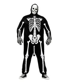 Fun World Costumes Plus Size Skeleboner Costume