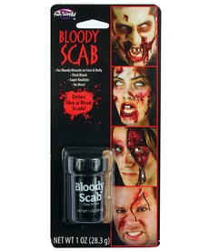 Fun World Costumes Bloody Scab Tube (1 Oz)