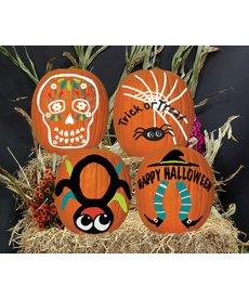 Fun World Costumes Pumpkin Markers