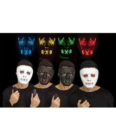 Fun World Costumes Electric String Mask