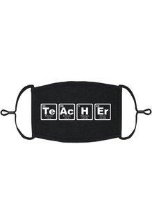 Adjustable Fabric Face Mask: TeAcHEr
